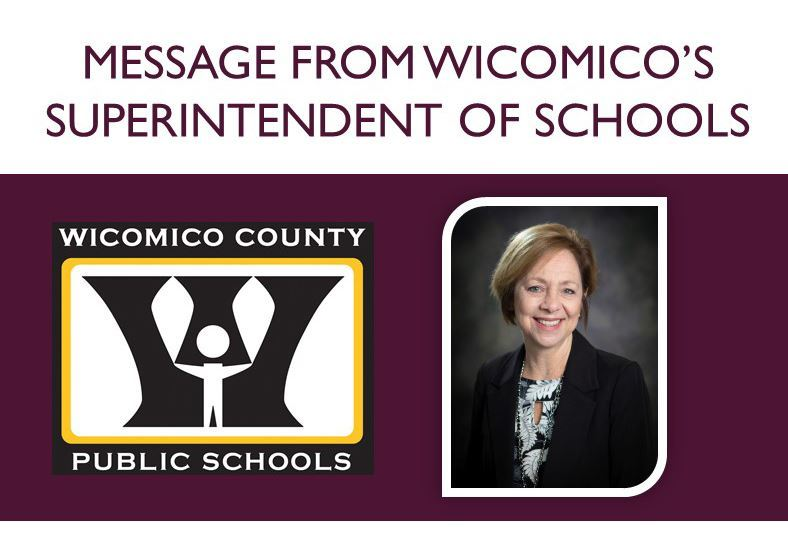 Superintendent's Message October 16th