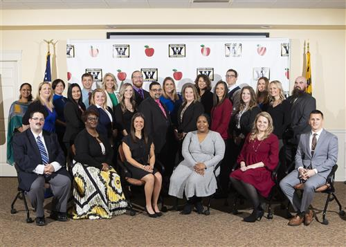 Semifinalists for Wicomico Teacher of the Year